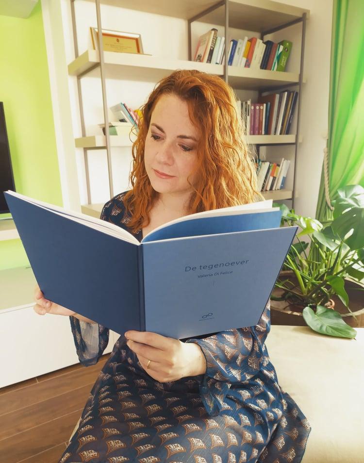 Le poesie di Valeria Di Felice in Olanda