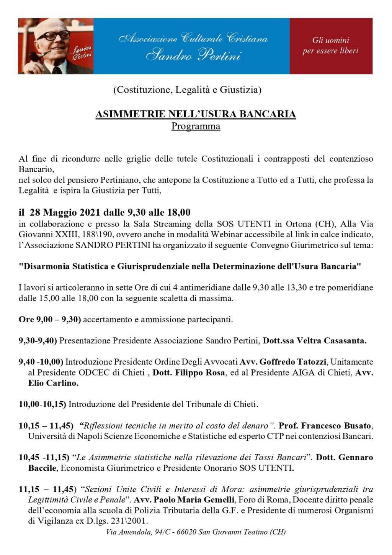 """""""Disarmonia Statistica e Giurisprudenziale nella Determinazione dell'Usura Bancaria"""""""