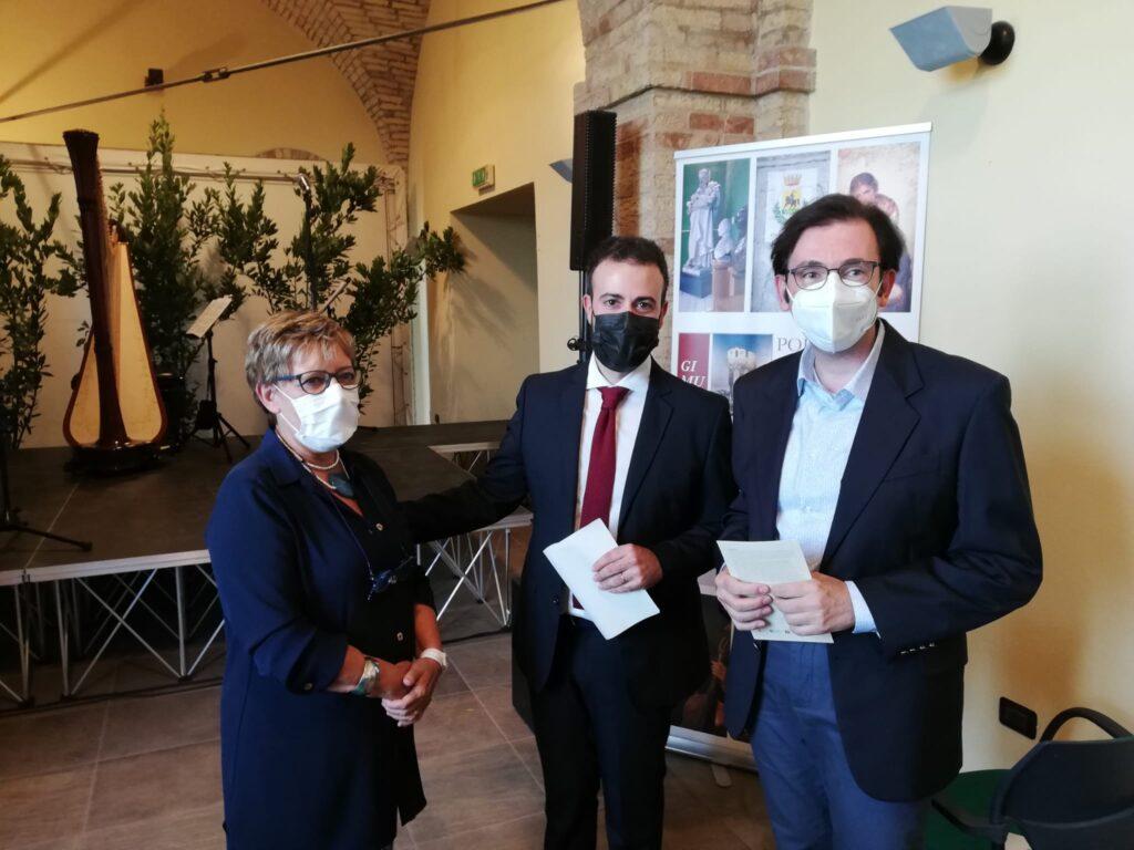 """Giulianova, inaugurata la nuova pinacoteca Bindi. Mencarelli """"Un faro per l' Abruzzo"""""""