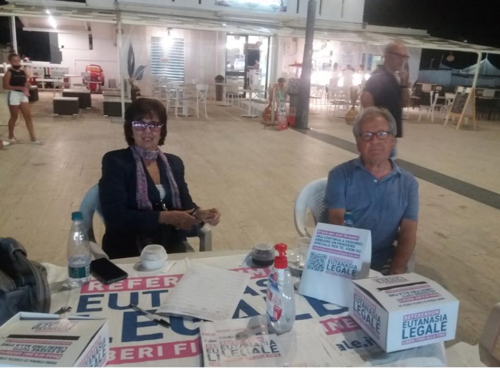 Referendum Eutanasia Legale, alta partecipazione a Roseto. Soddisfazione del Psi di Teramo