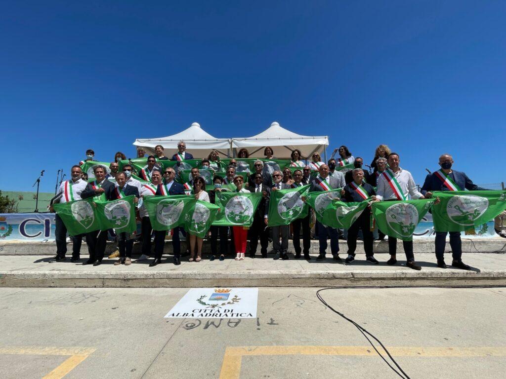 Giulianova conquista la Bandiera Verde anche per il 2021