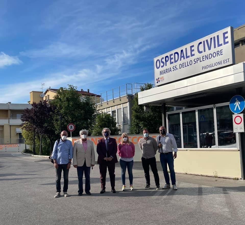 Piano sanitario regionale. Il sindaco Costantini smonta le critiche e invita a leggere gli atti