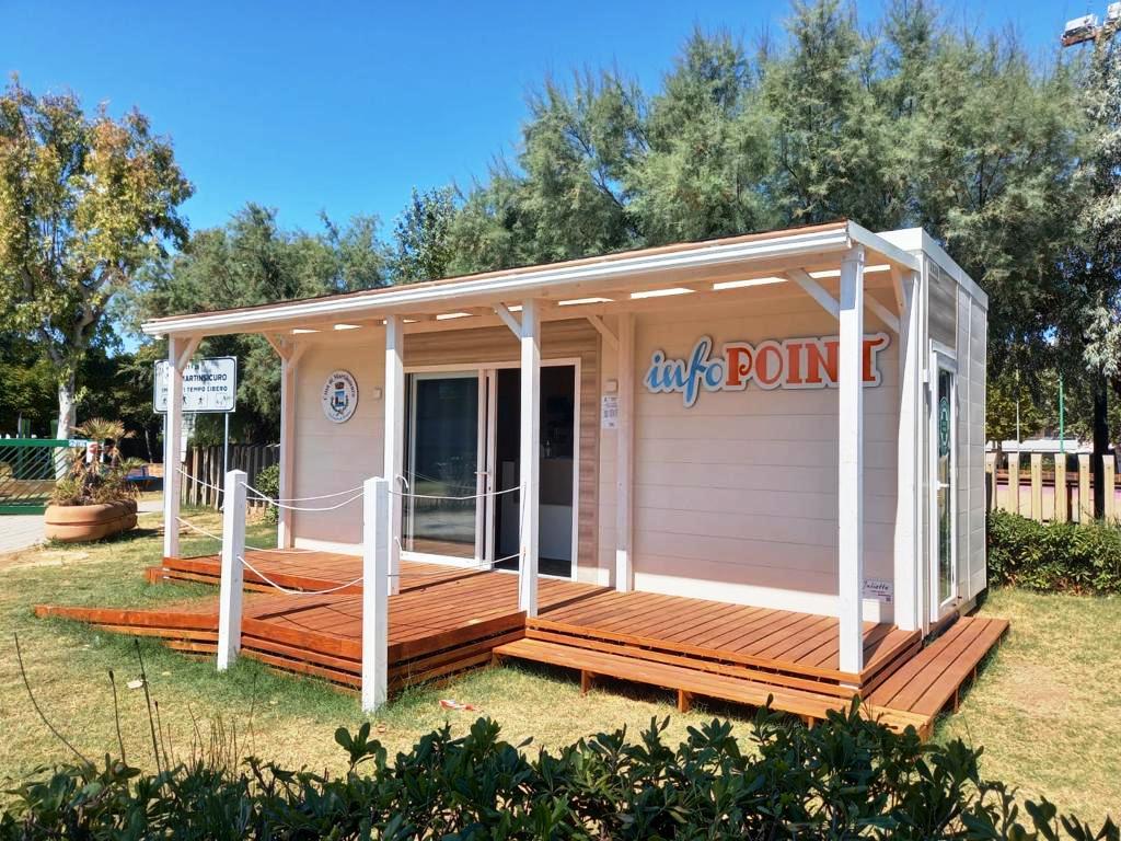 Due nuovi Infopoint a Martinsicuro e Villa Rosa per la promozione turistica