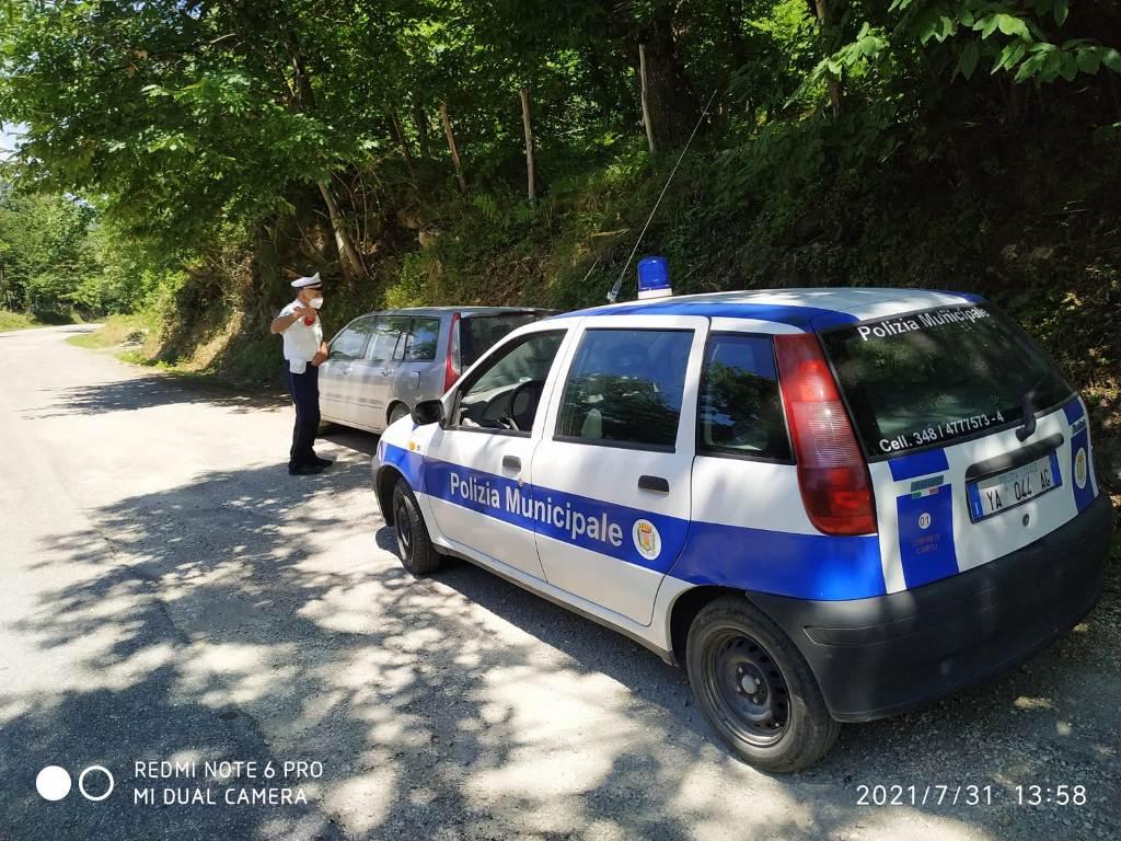 Valle Castellana, al via i controlli contro i cercatori abusivi di funghi