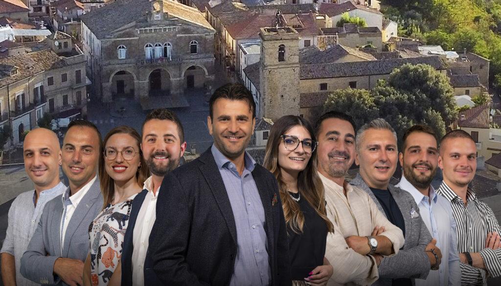 Elezioni comunali Rocca San Giovanni, ecco la lista Rocca del Domani