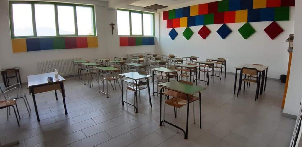 Scuola Ancarano, trasferite due classi all' oratorio parrocchiale Don Bosco