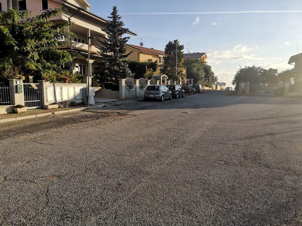 Casoli, approvato il progetto dell'opera di completamento marciapiedi