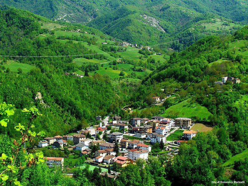 Valle Castellana, itinerari turistici per scoprire le bellezze del territorio
